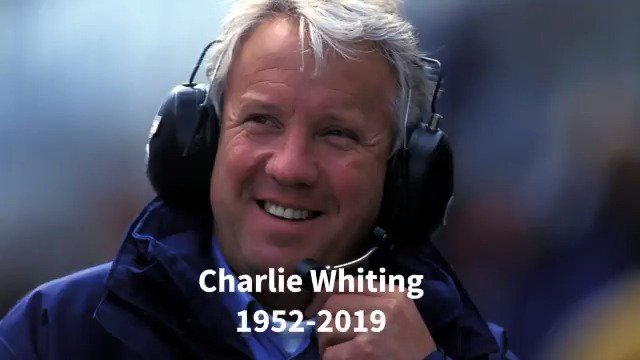 Autosport's photo on Charlie Whiting