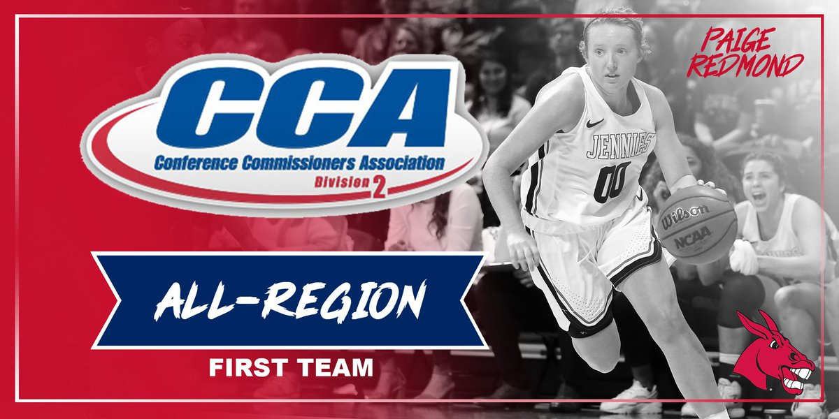 Second straight year Paige Redmond has been named to the D2CCA First Team All-Region team! Congratulations Paige! #teamUCM