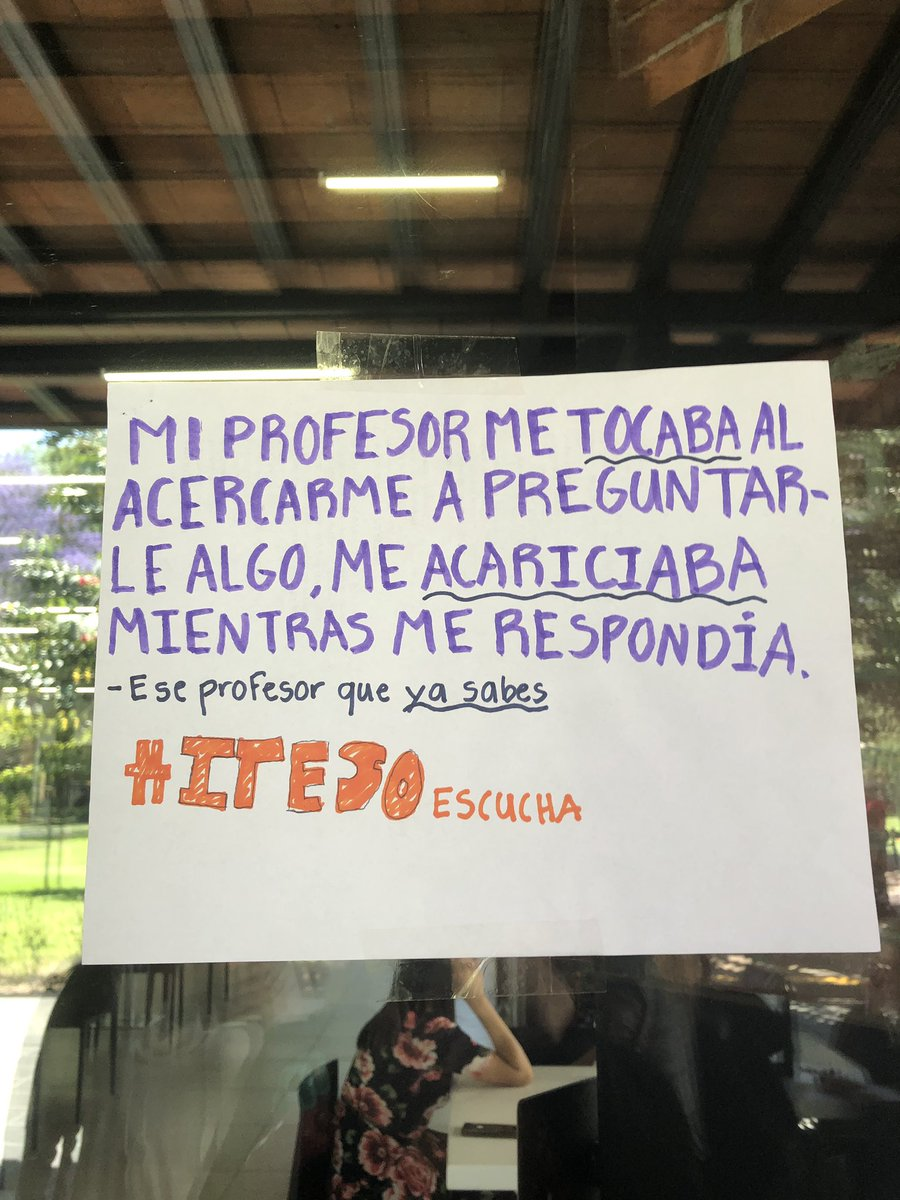 Fernanda Elías's photo on #ITESOEscucha