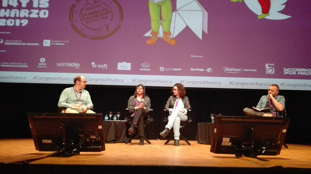 Laura Hurtado's photo on #CongresoHuesca