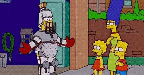 Los Simpson's photo on Zeballos