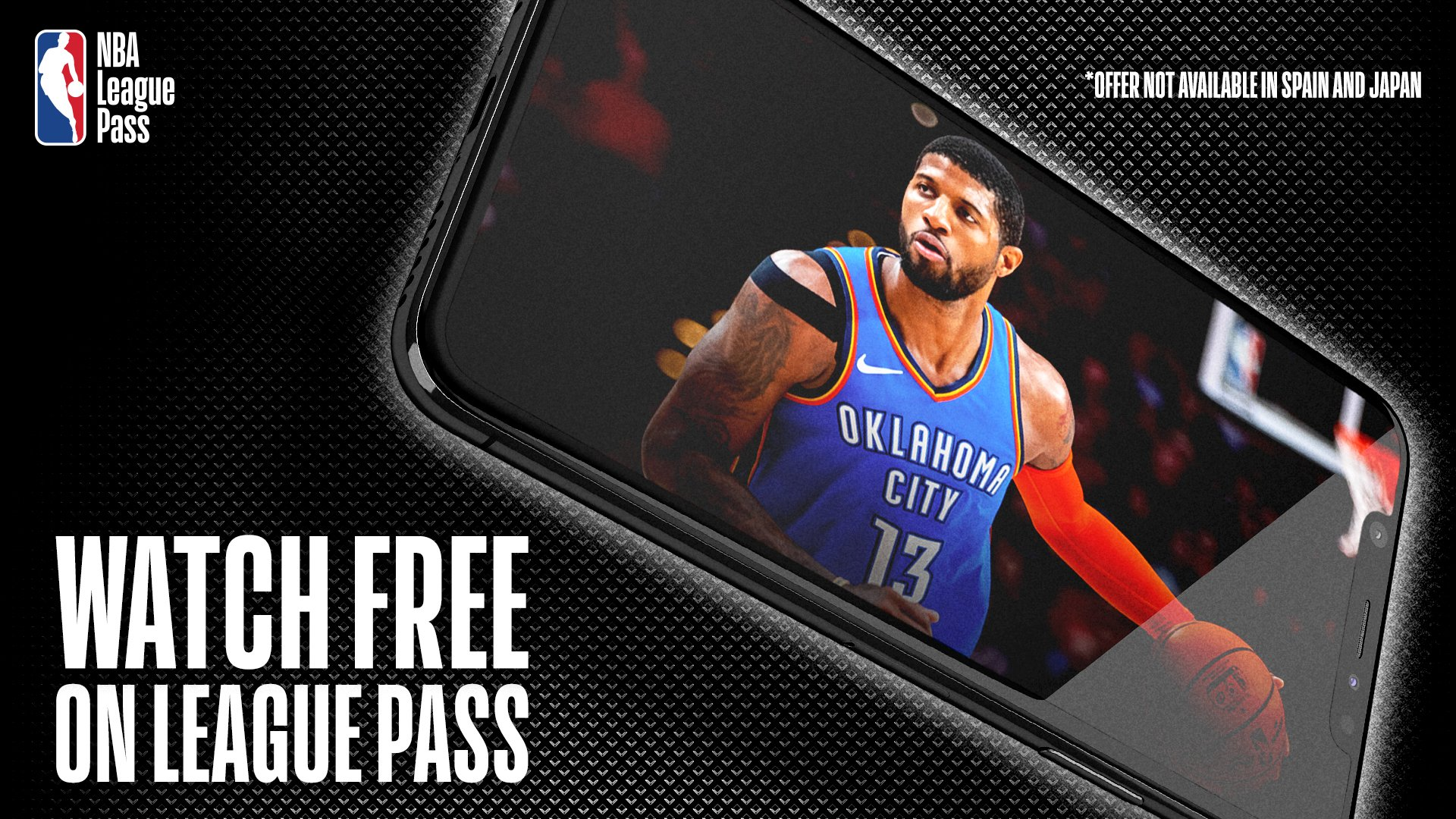 The season is heating up! �� Watch tonight's #NBA League Pass action for FREE!  ����: https://t.co/LkzVfwCsdB https://t.co/Mnm5ikvDHi