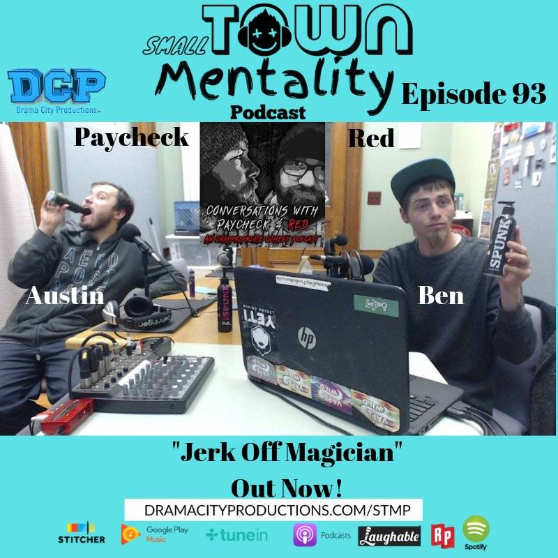 Episode 93 Off Magician Http Dramacityproductions Stmpod With Special Guest Paycheckandred Sponsors Lube Promos Playcomicscast