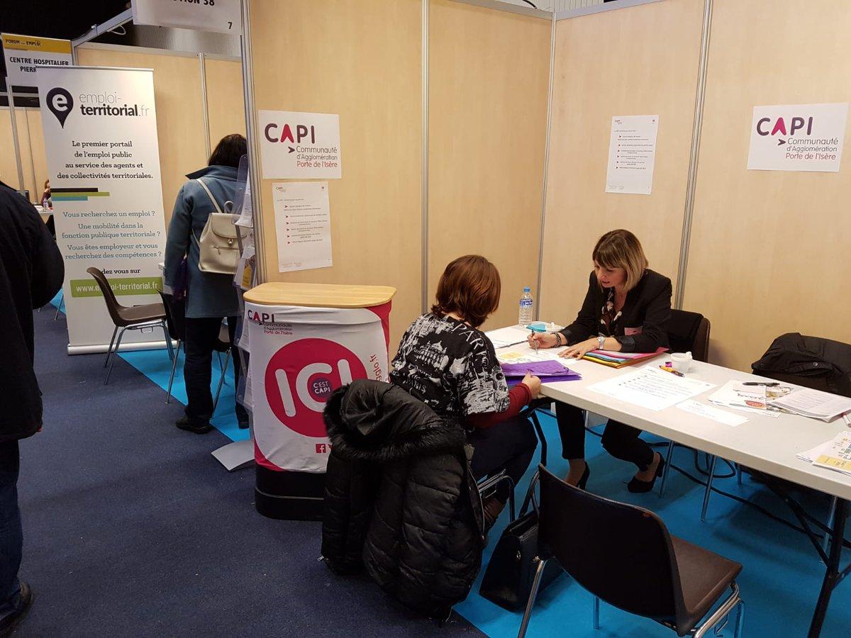finest selection abb13 3d247  CAPIEco   La CAPI est partenaire du  ForumPourlEmploi de  Bourgoin38300 et  vous accueille toute la journée pour présenter les emplois disponibles au  sein ...