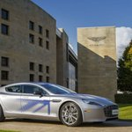 Image for the Tweet beginning: James Bond going electric in
