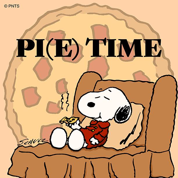 PEANUTS's photo on Happy Pi