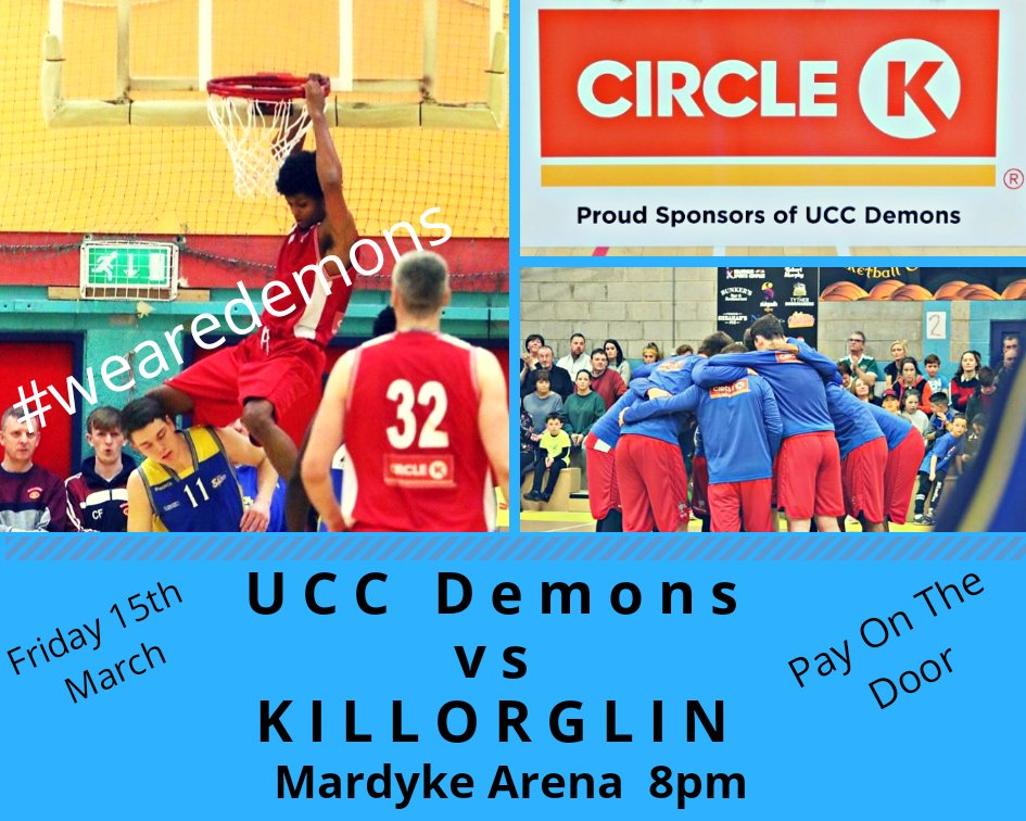 Blue Demons BC's photo on Munster