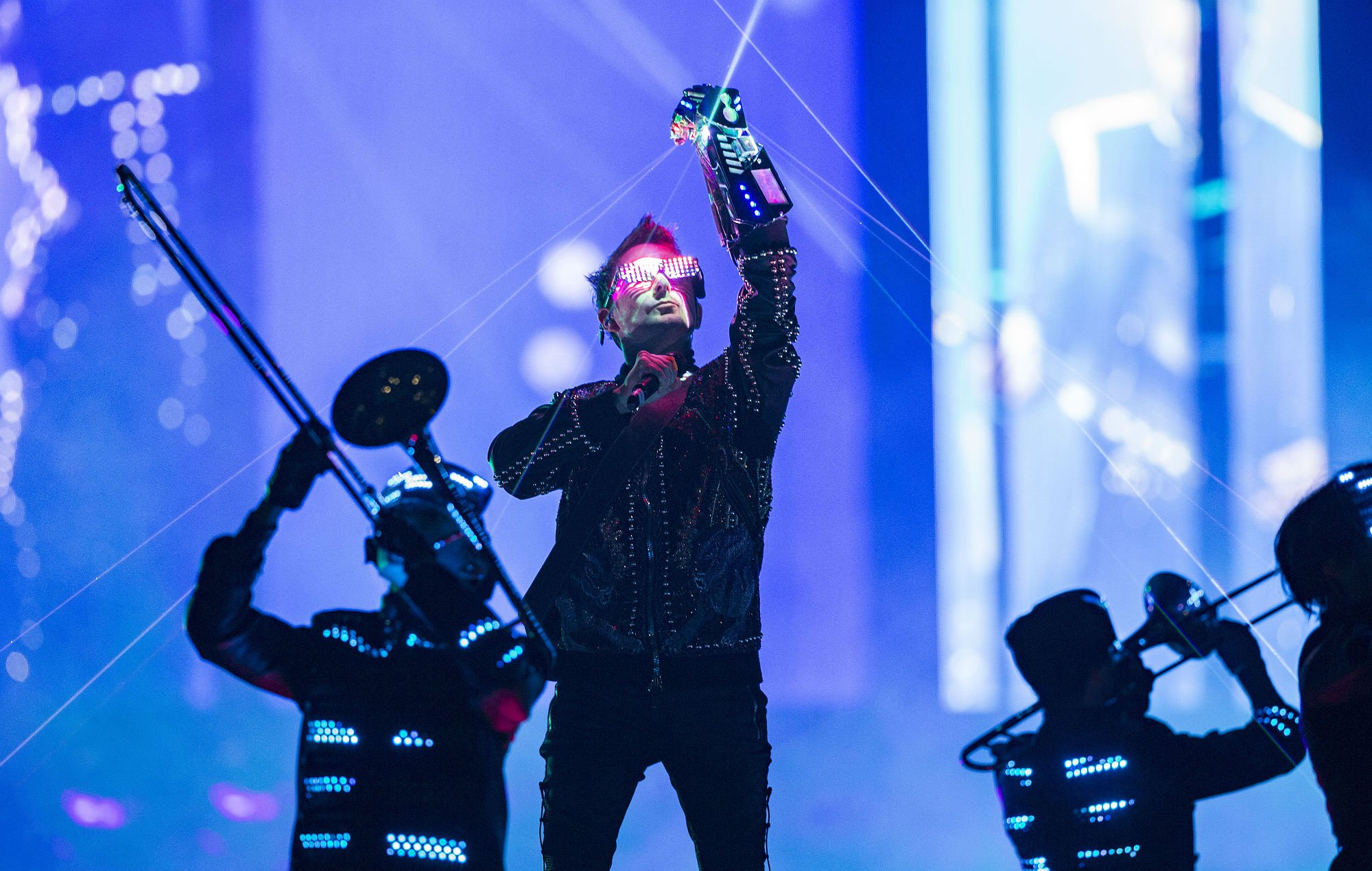 ". @Muse admit they've ""finally gone too far"" with their current world tour https://t.co/EQUVT2Rk3U https://t.co/y4oMV8WhPY"