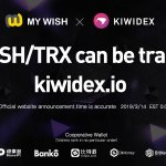 Image for the Tweet beginning: TRONISH/TRX Can Be Trade On