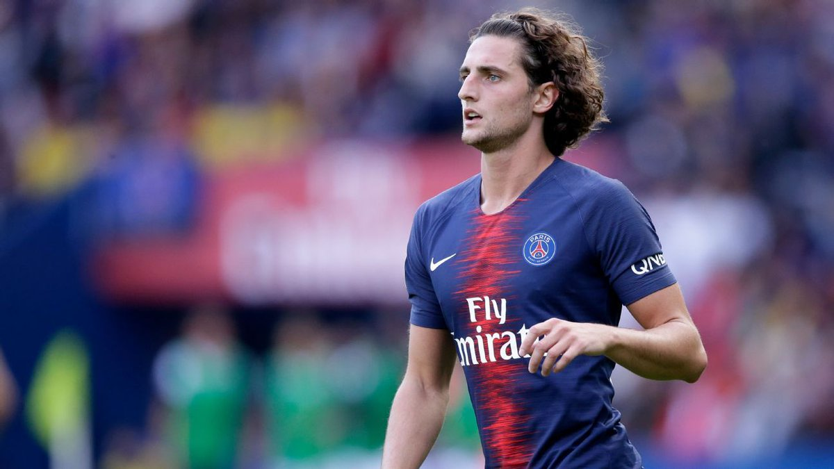 The United Stand's photo on Adrien Rabiot