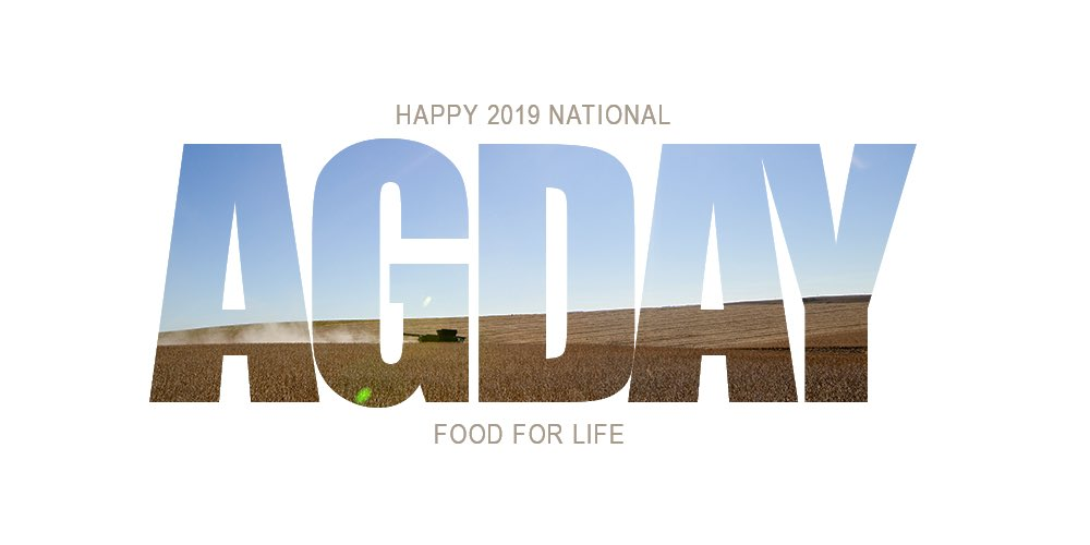 Our U.S. agriculture industry is as wide and diverse as its people and plays a vital role in ensuring our nation continues to enjoy the most abundant and affordable food and fiber supply in the world. Happy #NationalAgDay from #HouseAg Republicans!<br>http://pic.twitter.com/fvIS6Ie4UO