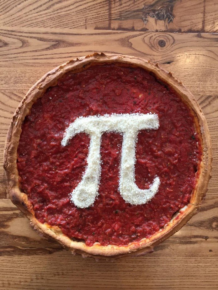 Giordano's Pizza's photo on Happy Pi