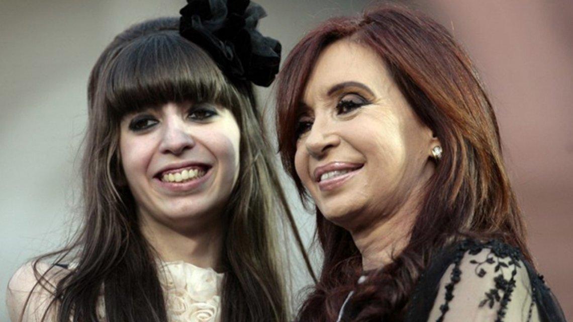 Gabriela Estévez's photo on Florencia Kirchner