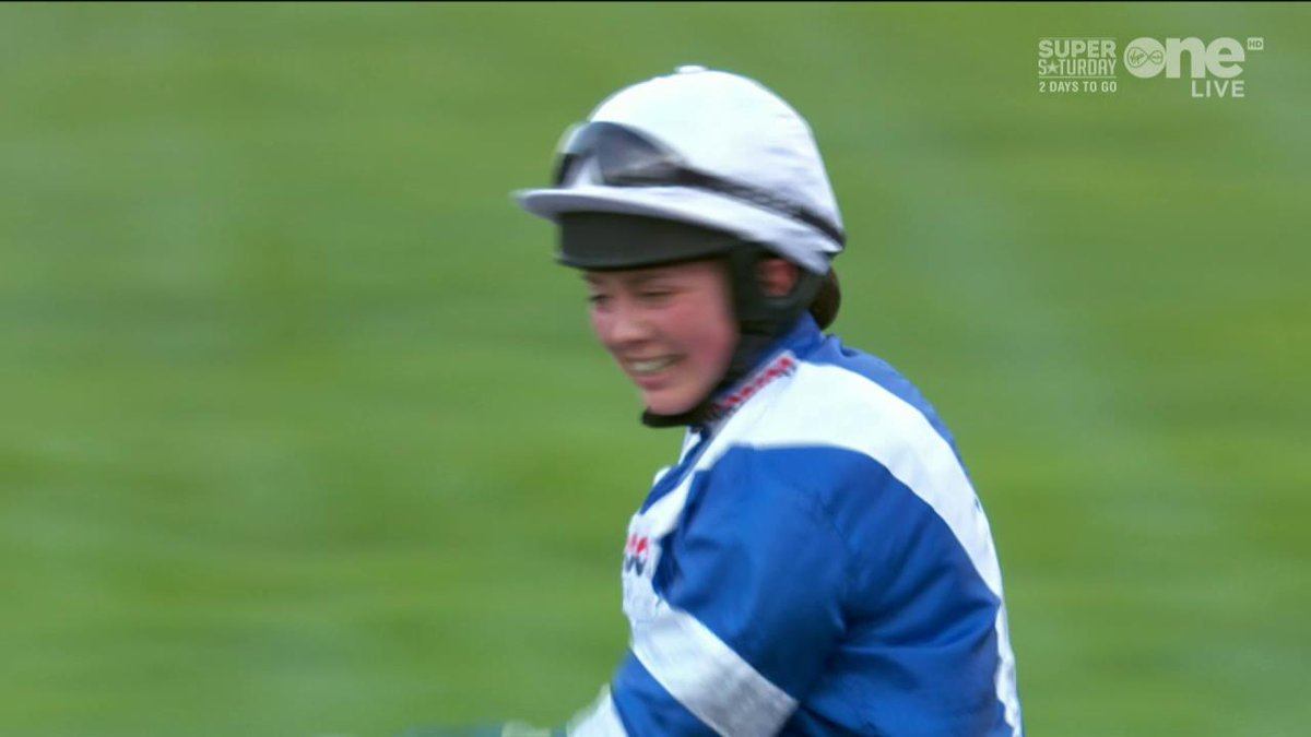 Virgin Media Sport's photo on Bryony Frost