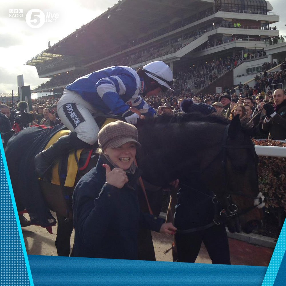 BBC 5 Live Sport's photo on Bryony Frost