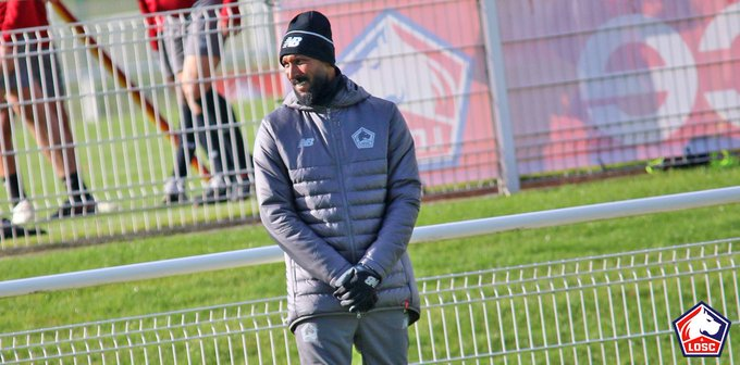 A very happy birthday to LOSC youth attacking coach Nicolas Anelka 4  0  today!