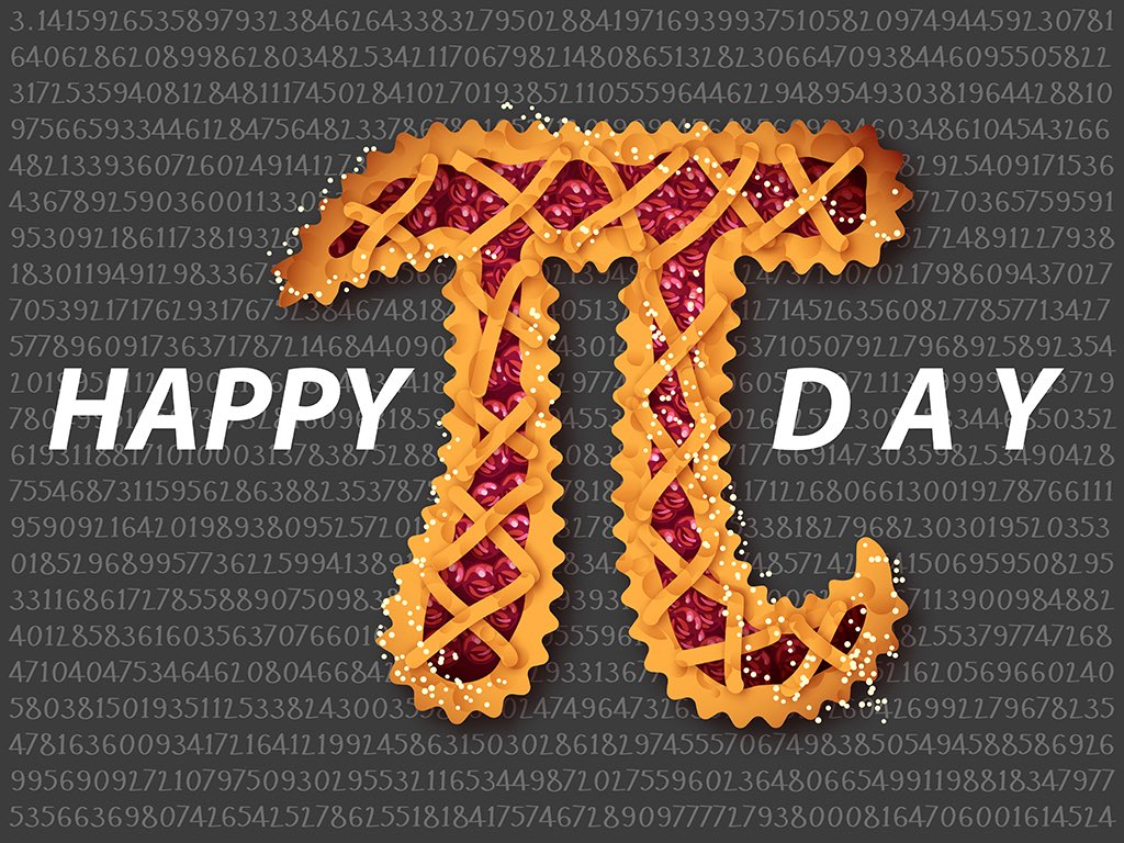 Every day is a good day for 🥧! #PiDay π just gives us one more excuse to eat cherry pie – like we need one. 😊 Just remember, raw eggs and flour are never safe to eat. Cook dough thoroughly and wash your hands. You can find a #PiDay worthy recipe here: https://go.usa.gov/xEsyQ