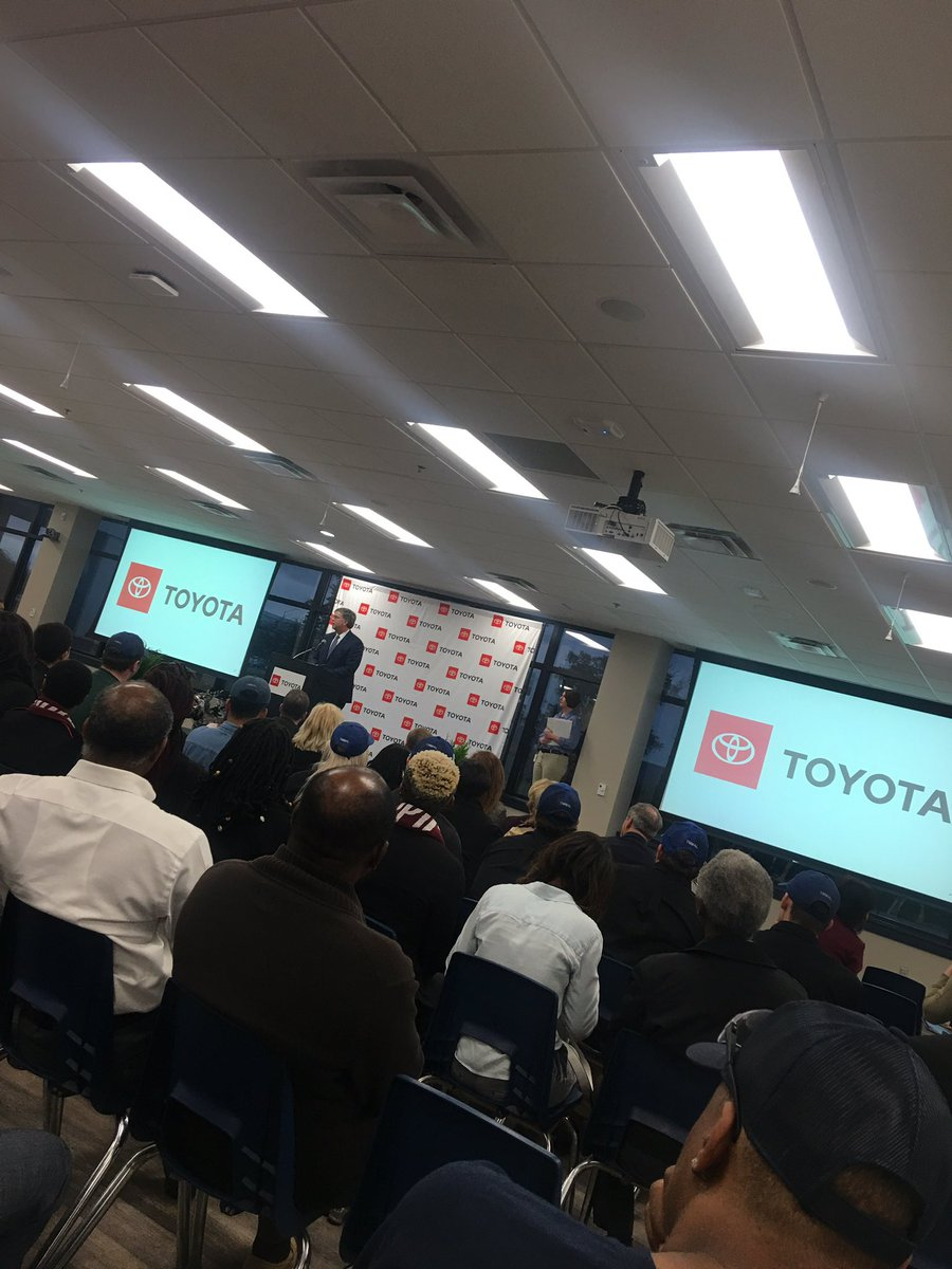 City Of Huntsville On Twitter Toyota Motor Manufacturing