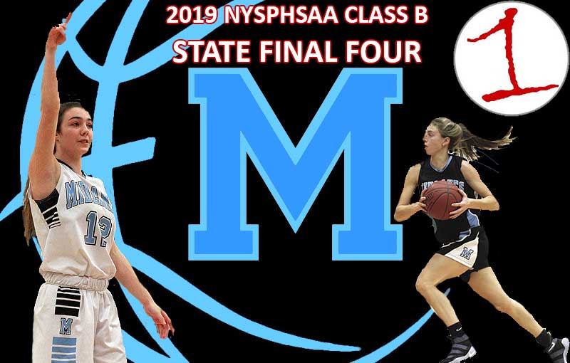 LIVE FROM TROY: Midlakes girls take on Canton in NYS semifinal LIVE on FL1 Radio