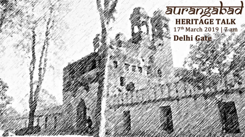 """A Heritage Talk "" at Delhi gate on Sunday, the 17th of March 2019 at 7 am. Heritage TALK will focus on ""Rauza Bagh"" the garden of tombs , a 17th century monument in the premises of Azad college.  Know More: https://citykatta.com/heritage-talk-at-delhi-gate-rauza-bagh-on-march-17/ …"