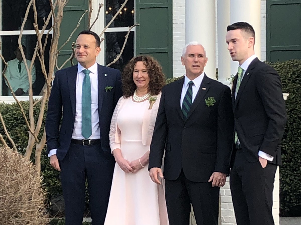 James's photo on Mike Pence