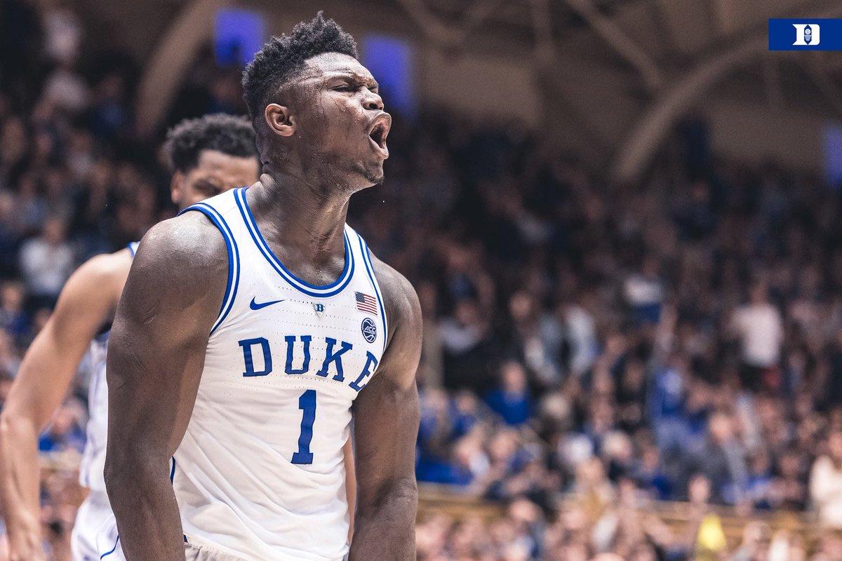 15ddf3905d92 Duke Basketball on Twitter