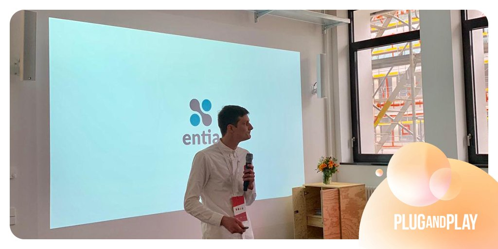 Healthtech startup @entiahealth creates a better #healthcare experience by placing simplified blood tests at your fingertips. They are improving the status-quo of blood testing. #selectiondaymunichhealth #transformhealthcaretogether @pnpeurope @pnphealth @Roche https://t.co/SWQWzlWoln