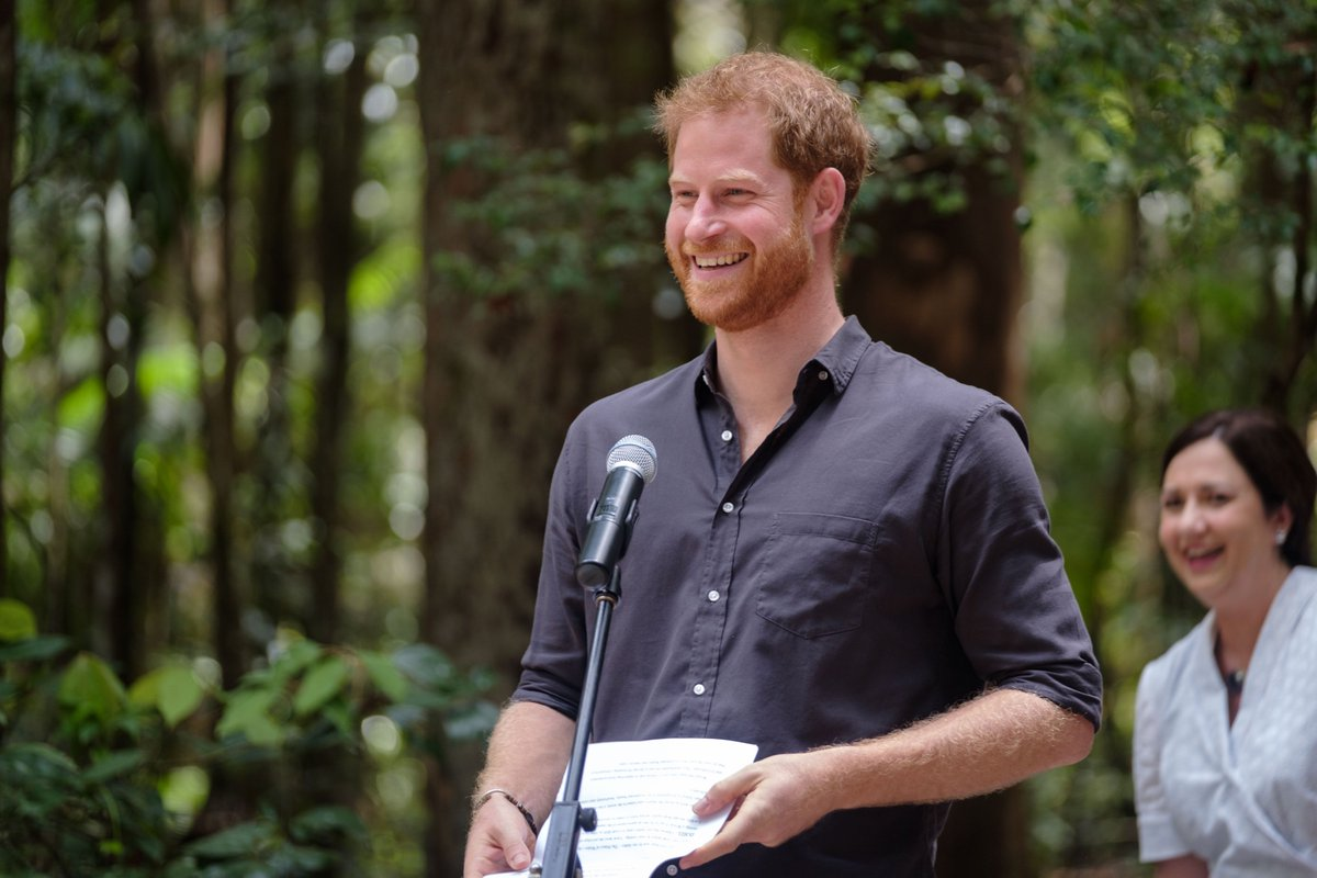 On Wednesday 20th March The Duke of Sussex will join schoolchildren from @stvincentsacton as they take part in a tree planting project in support of The @QueensCanopy initiative, together with the @WoodlandTrust.