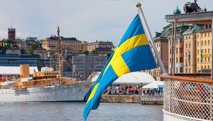 МИД Швеции Фото