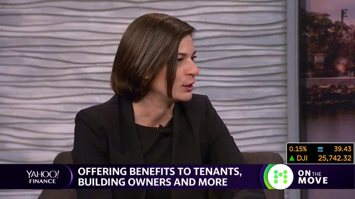 Highlight: Fannie Mae Vice President @ChrissaPagitsas on how the government-backed company is introducing ways to incentivize owners to make their buildings more energy efficient: