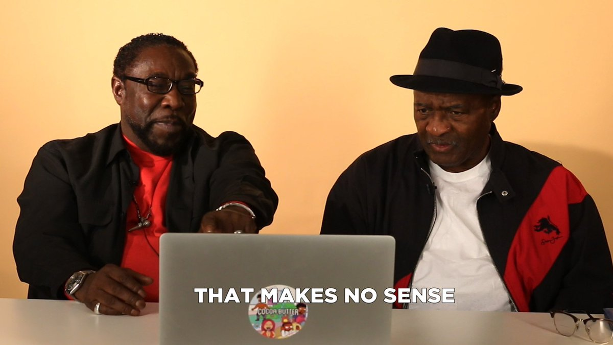 The Legendary O'Jays React to Travis Scott, Cardi B, and More!