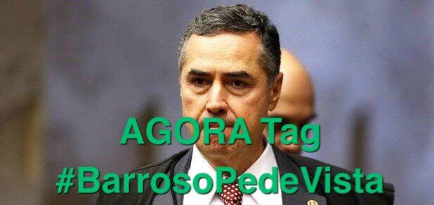Ruffo Moro 🇧🇷 (Silvana De Oliveira)'s photo on #BarrosoPedeVista