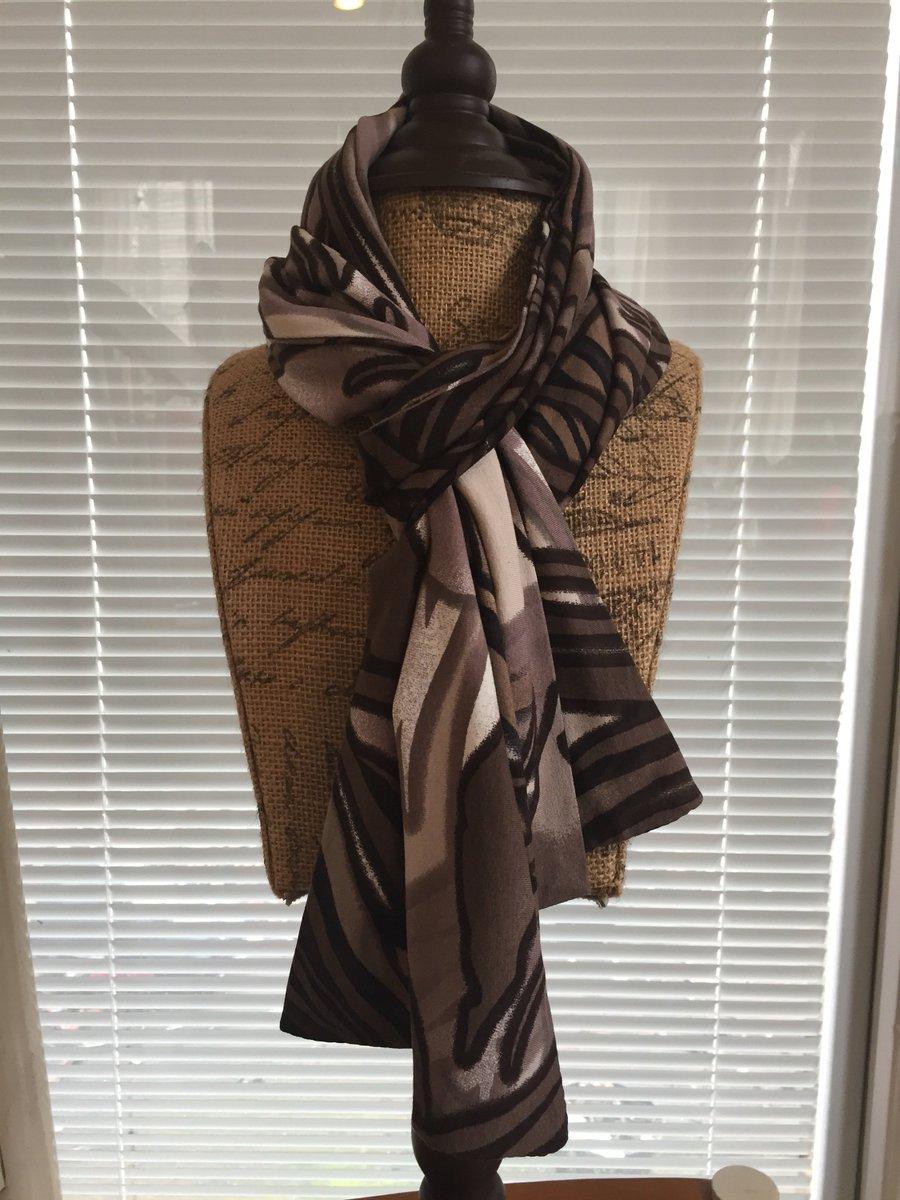 96640160c2d ... https   etsy.me 2XZC7vB  accessories  shawl  brown  easter  jerseyknit   gifts  fashionscarf  fashionaccessory  foulard pic.twitter.com JHa5sMNlS5