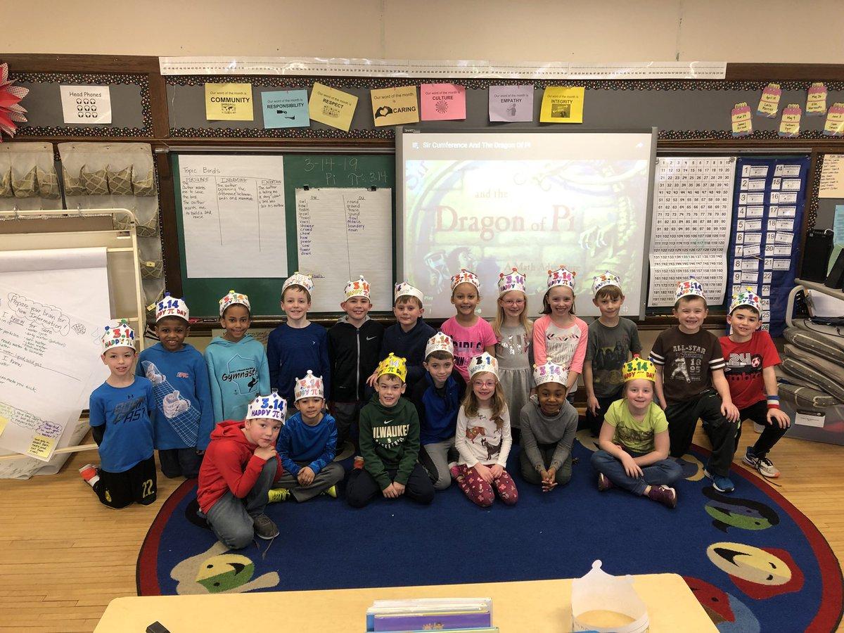 McKinley Elementary's photo on Happy Pi