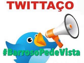 #BarrosoPedeVista Photo