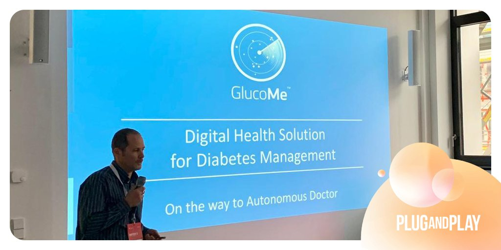 Nowadays #diabetes can be be treated in a much more efficient way. @GlucoMeDigital explain how they streamline and simplify diabetes care for patients, caregivers, and medical professionals #selectiondaymunichhealth #transformhealthcaretogether @StrtpCreasphere @pnphealth @Roche https://t.co/o5AfN7I4Fg