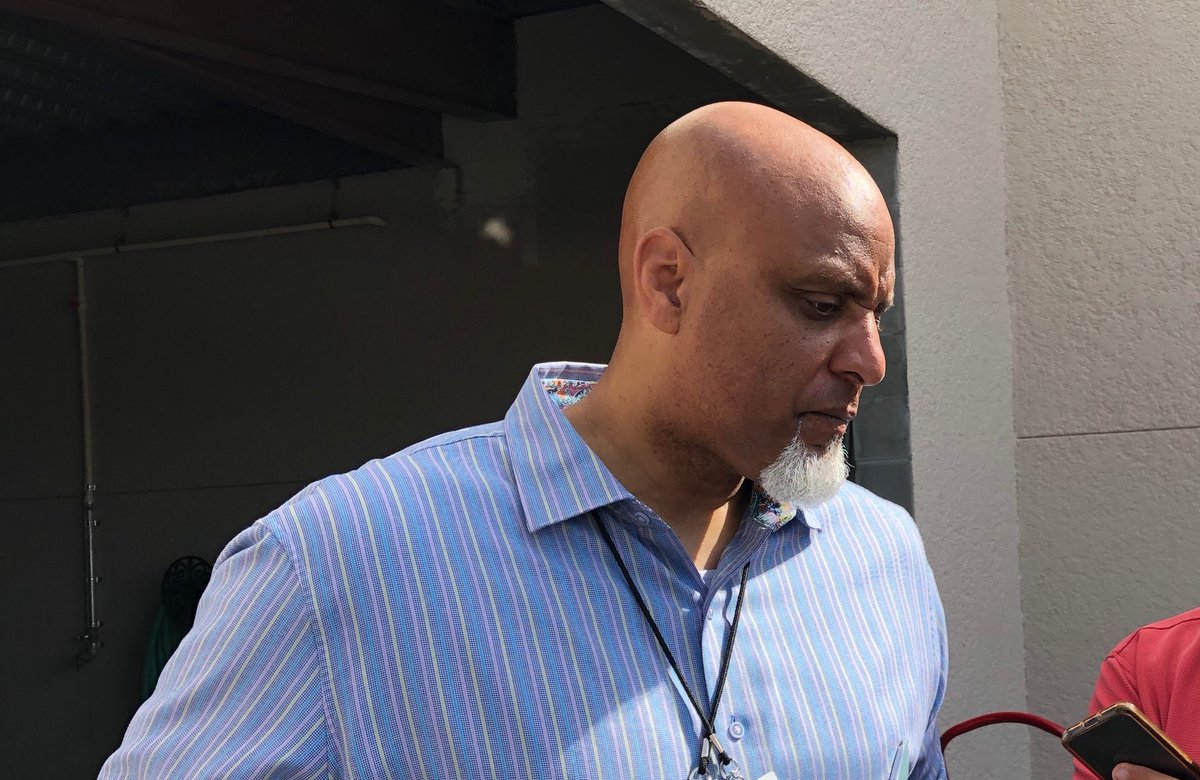 "Tony Clark on the single July 31 trade deadline and why the union supports it: ""We think there is value in doing all that you can to have the best team you can have at the start of the season. And we think having a single trade deadline could impact some of those decisions."""