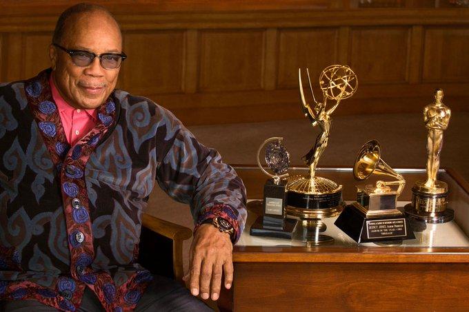 Happy Birthday to Quincy Jones!