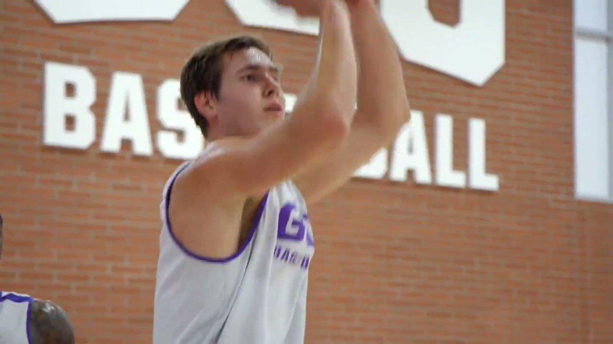 GCU Men's Basketball's photo on Gerard