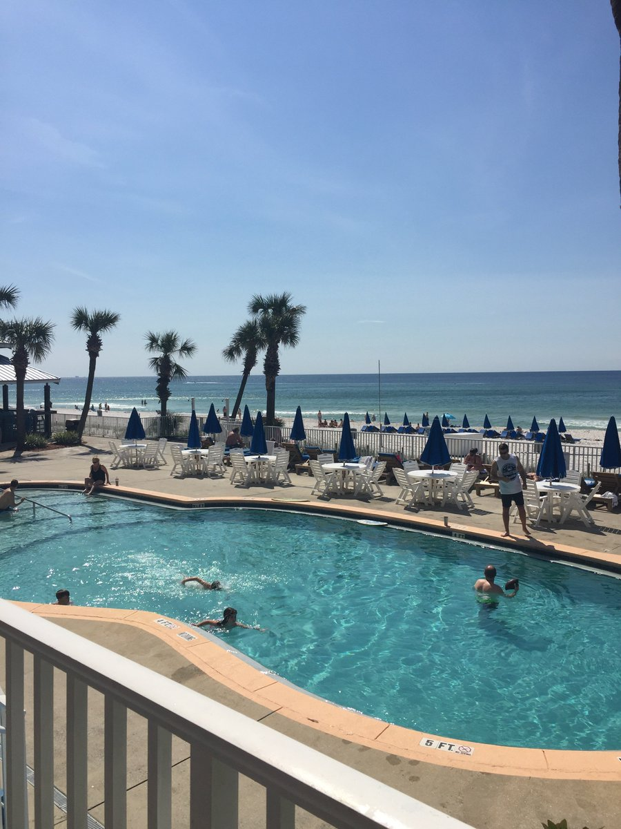 Another stunning spring day in Panama City Beach!  #SpringBreak2019 #SpringBreak2K19 #PanamaCityBeach <br>http://pic.twitter.com/0IAZneD0xf