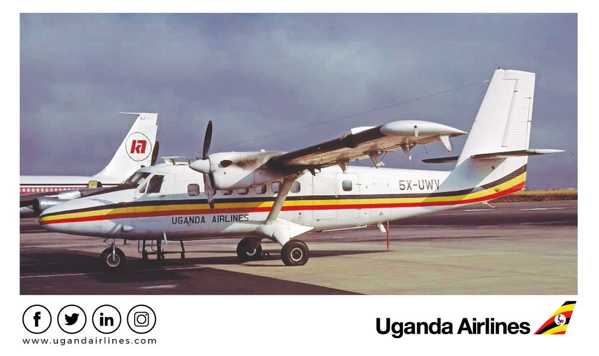 Uganda Airlines's photo on #throwbackthursday