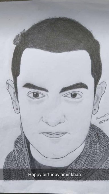 happy birthday sir  This is for you .... Make by my friend  Pls sir  comment on this pic