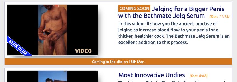 Proper way to jelq video