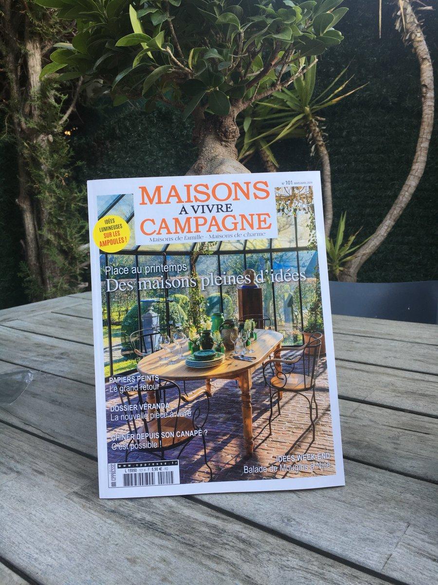 """Maison A Vivre Campagne 20100pomparat on twitter: """"[presse magazine] À l'occasion d"""