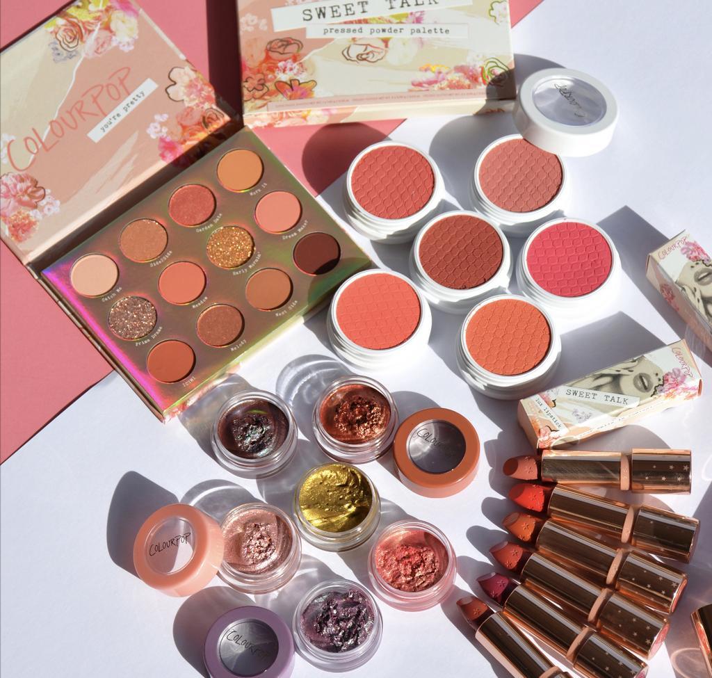 ColourPop Cosmetics's photo on #SWEETTALK