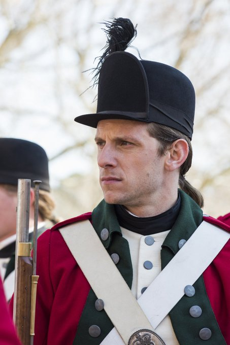 Happy Birthday to our dear Culper, Jamie Bell.