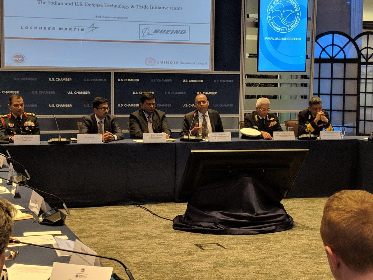 الولايات المتحدة والهند تتعاونان في إطلاق مشروع طائرات بدون طيار. D1ot2vdWoAEIGTY