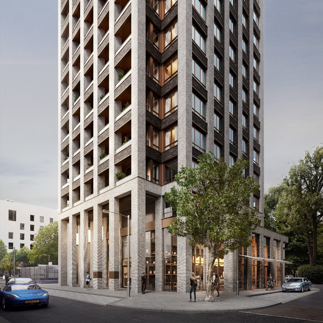 93 Apartments With Impressive Amenities 110m From Clapham Junction Station 379 000 Register Your Interest Twimpey Tw I54w50mjfba