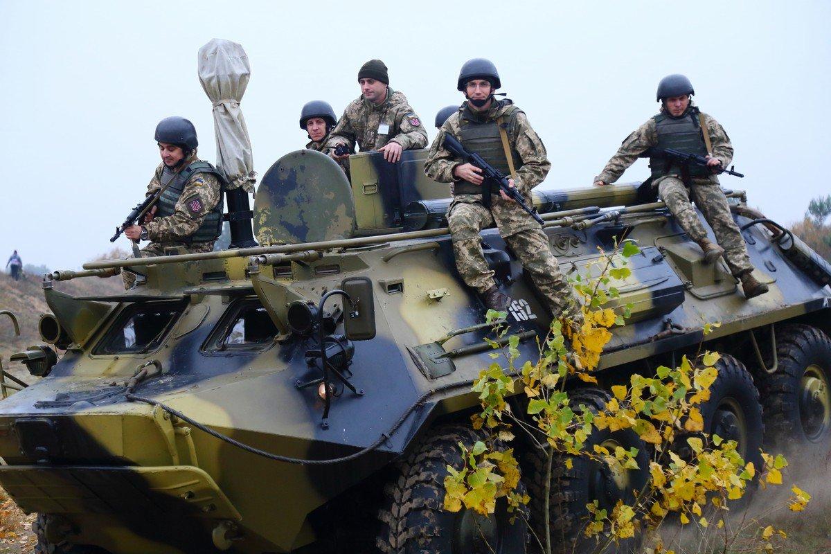 Зеленскому пришлось подвергнуть насилию украинскую армию