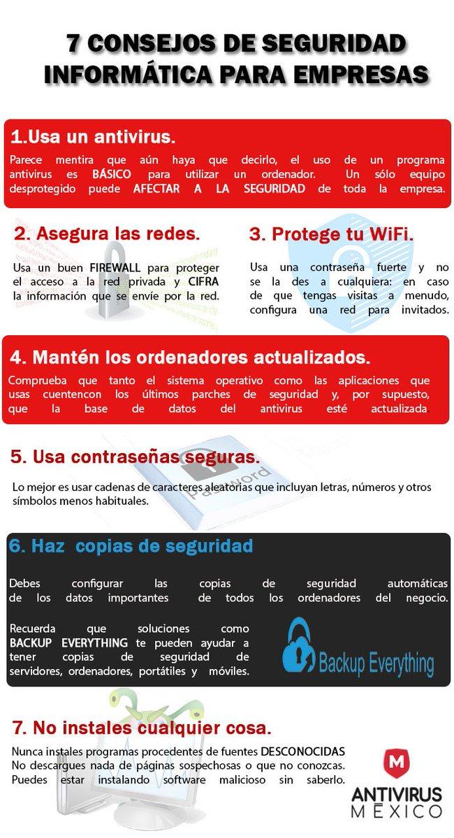 Antivirus México's photo on #VentajasDeSerYo